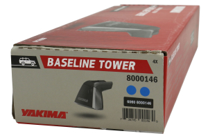 Yakima Baseline Tower Mounts ( Part Number:YAK 8000146)