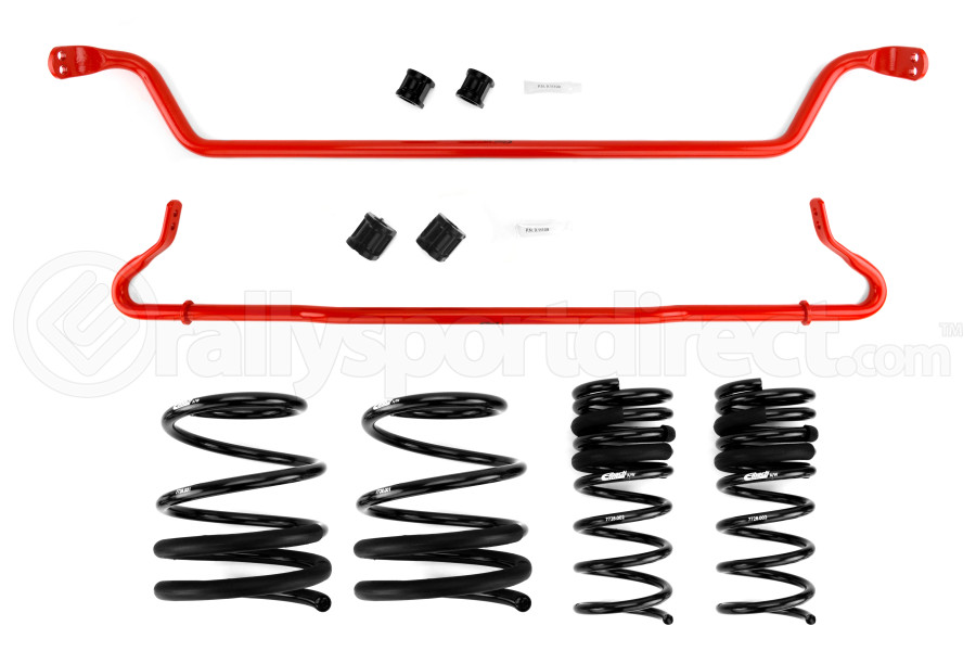 Eibach Pro-Plus Lowering Springs / Sway Bars Combo (Part Number:7728.880)