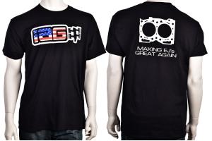 IAG Men's Making EJ's Great Again T-Shirt Black - Universal