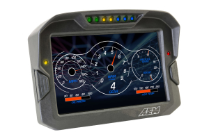 AEM Electronics CD-7G Carbon Digital Dash Display Non-Logging / GPS Enabled - Universal