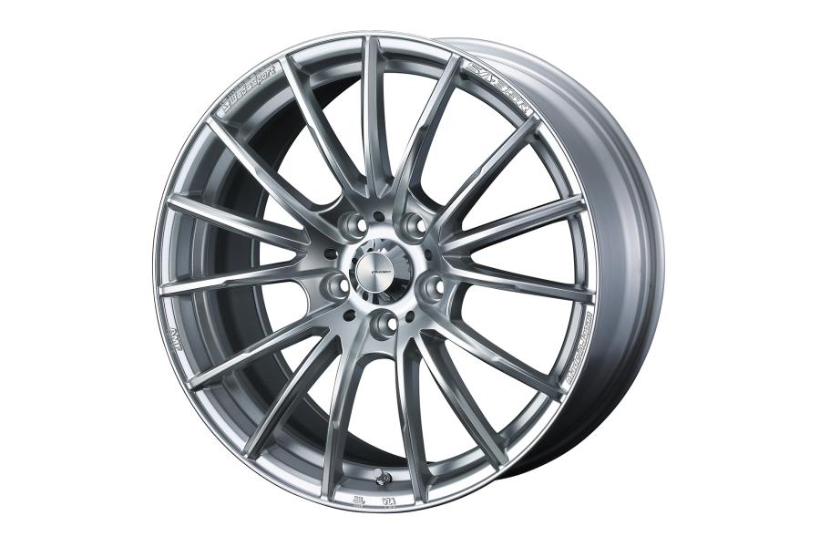 WedsSport SA35R 5x114.3 Vi-Silver - Universal