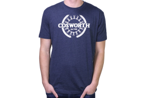 Cosworth Established T-Shirt Navy (Part Number: )