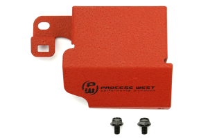 Process West Boost Soleniod Cover Red ( Part Number:PRW PWED01R)