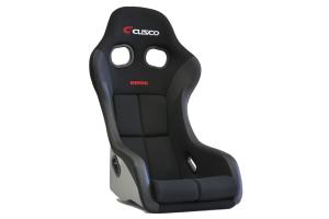 Cusco Bride ZETA IV Full Bucket Seat Low Max Super Aramid Black Carbon - Universal