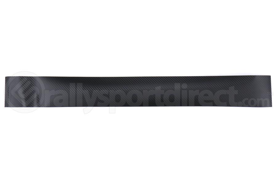 Sticker Fab Trunk Trim Overlay 3D Carbon Fiber - Subaru WRX / STI 2015 - 2020