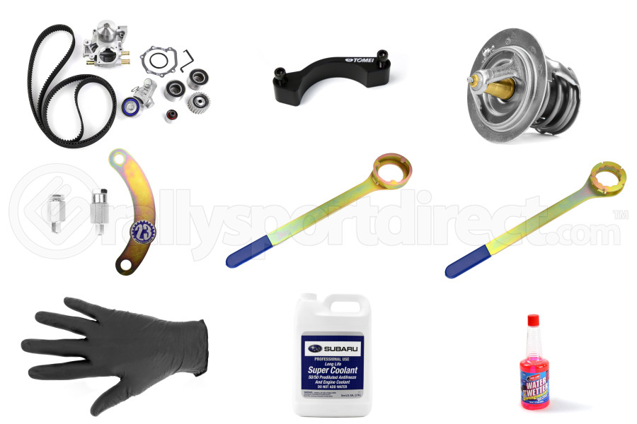 Easy Does It Timing Belt Kit Dual AVCS (Part Number:08TBTK-1)