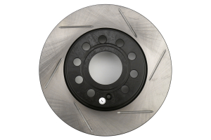 Stoptech Slotted Rear Left Rotor Single - Volkswagen GTI Non-PP 2015+