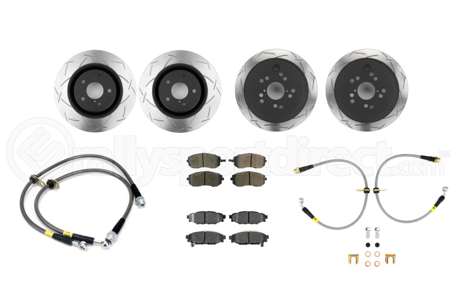 Complete Street Brake Kit ( Part Number:RSD 11-14WRXBRAKE)