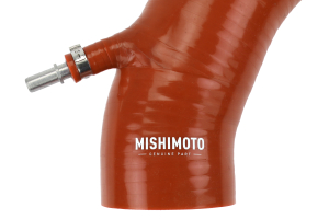 Mishimoto Silicone Induction Hose Red - Ford Fiesta ST 2014-2015