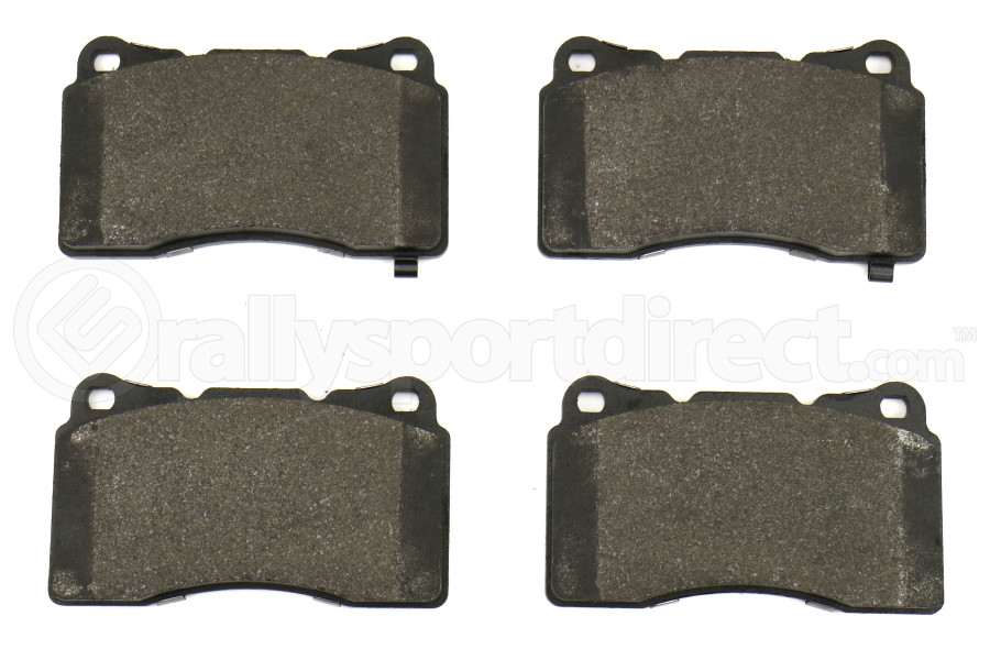 Stoptech Street Select Front Brake Pads - Subaru STI 2004-2017 / Mitsubishi Evo / OEM Brembo Applications