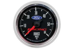 Autometer Ford Racing Boost Gauge Mechanical 52mm - Universal