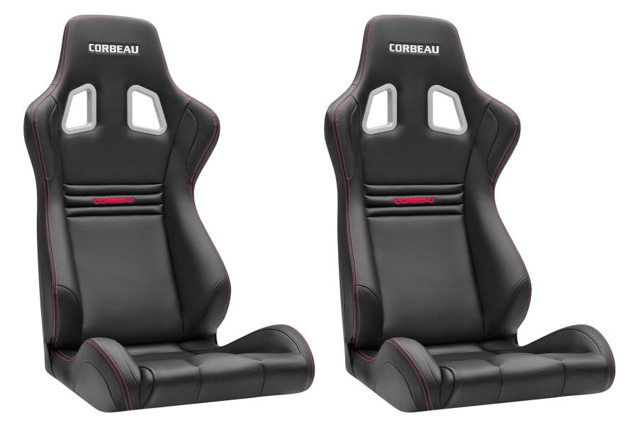 Corbeau Sportline Evolution X Seats Pair (Part Number:SLEVOX-SEAT)