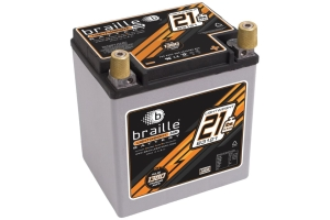 Braille Battery Lightweight Advanced AGM Racing Battery - Universal