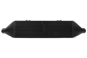 Mishimoto Front Mount Intercooler w/ Intake Black (Part Number: )
