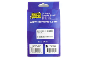 Thermo Tec Snap Strap Kit 18in (QTY 6) (Part Number: )