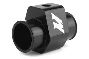 Mishimoto Water Temperature Sensor Adapter Black 34mm - Universal