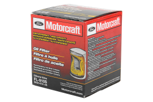 Ford Motorcraft Oil Filter (Part Number: )