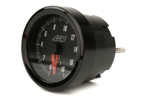 AEM Exhaust Gas Temperature Gauge 0-1800F 52mm (Part Number: )