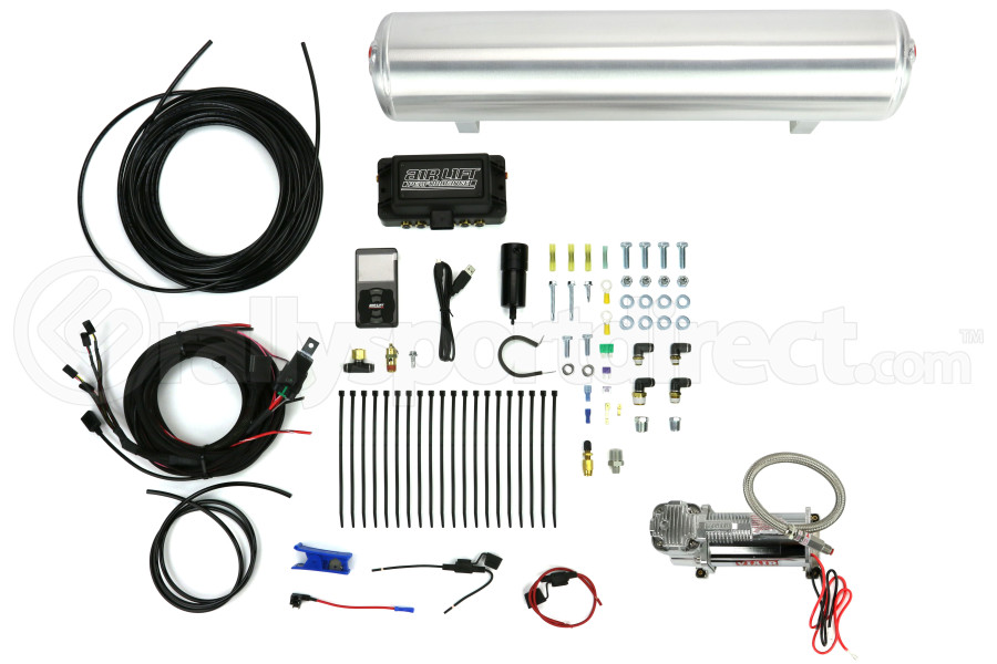 Air Lift Performance 3P Air Suspension Control Unit w/Compressor and Tank (Part Number:27682)