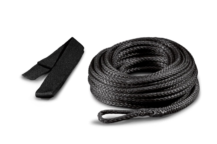 Warn Industries Synthetic Rope 7/32 in x 50 ft Kit - Universal