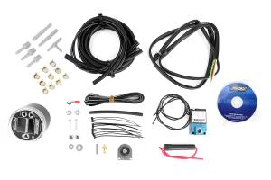 Turbosmart e-Boost2 60psi 60mm (Black Face Silver Bezel) ( Part Number:TBS TS-0301-1002)
