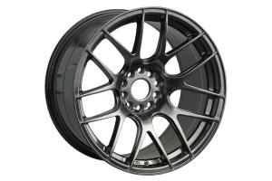 XXR 530 5x114.3/ 5x120 Chromium Black - Universal