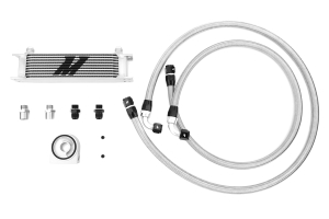 Mishimoto Universal Oil Cooler Kit  ( Part Number: MMOC-U)