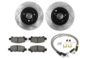 Stoptech Sport Kit Slotted Rear ( Part Number:STP 977.47004R)