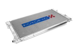Koyo Aluminum Racing Radiator ( Part Number:KOY VH012663)