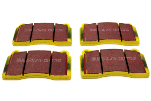 EBC Brakes DP41304HSL Yellow stuff Brake Pads