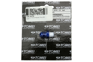 Tomei Fuel Pressure Regulator Fitting -6AN 1/8NPT - Universal