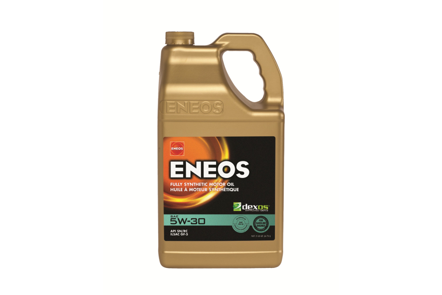 ENEOS 5W30 Fully Synthetic Engine Oil 5qt - Universal