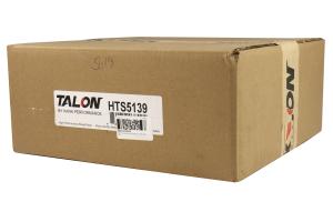 Hawk Talon Brake Rotors Slotted Rear - Subaru Models (inc. 2002-2005 WRX)