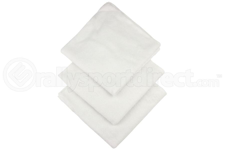 Chemical Guys Monster Edgeless Microfiber Polishing Towels (3 Pack) - Universal