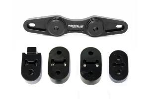 Torque Solution Complete Hanger Kit - Ford Focus ST 2013+