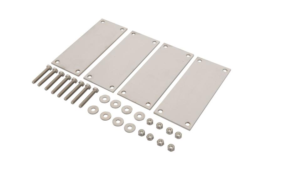 LP Aventure Awning Plate Kit For LoadWarrior / MegaWarrior - Universal