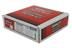 Manley Performance Platinum Series Piston Set 92.50mm 8.5:1 ( Part Number:MAN 615005C-4)