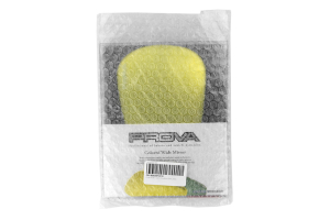 Prova Wide-View Door Mirrors Yellow (Part Number: )