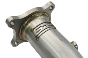 GrimmSpeed J-Pipe 3in Catted (Part Number: )