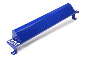 Subtle Solutions Intercooler Splitter Blue - Subaru STI 2008+