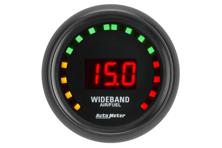 Autometer Z-Series Wideband Air/Fuel Ratio Gauge Digital 52mm - Universal