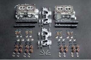IAG 1000+ EJ25 Closed Deck Long Block w/ Stage 4 Heads - Subaru STI 2008 - 2019