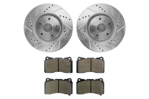 Hawk Performance Rotors w/ HPS 5.0 Pads Kit ( Part Number:HAW4 HK4914.453B)