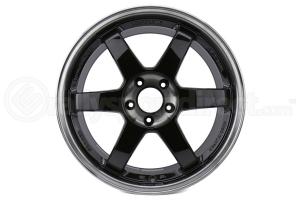 Volk TE37SL 19x9.5 +22 5x112 Black Edition - Universal