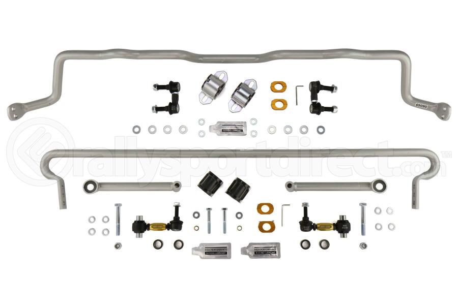 Whiteline Front And Rear Sway Bar Kit Wendlinks Subaru 2