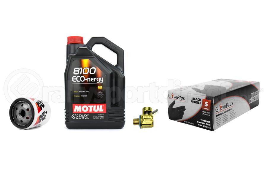 Ford Mustang EcoBoost Oil Change Kit (Part Number:ECOOIL)