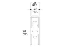 Turbosmart MurrayClamps 2.750-3.625in - Universal