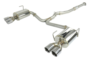 COBB Tuning Cat Back Exhaust Stainless Steel (Part Number: )