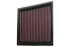 K&N High Flow Air Filter - Ford Fiesta ST 2014+