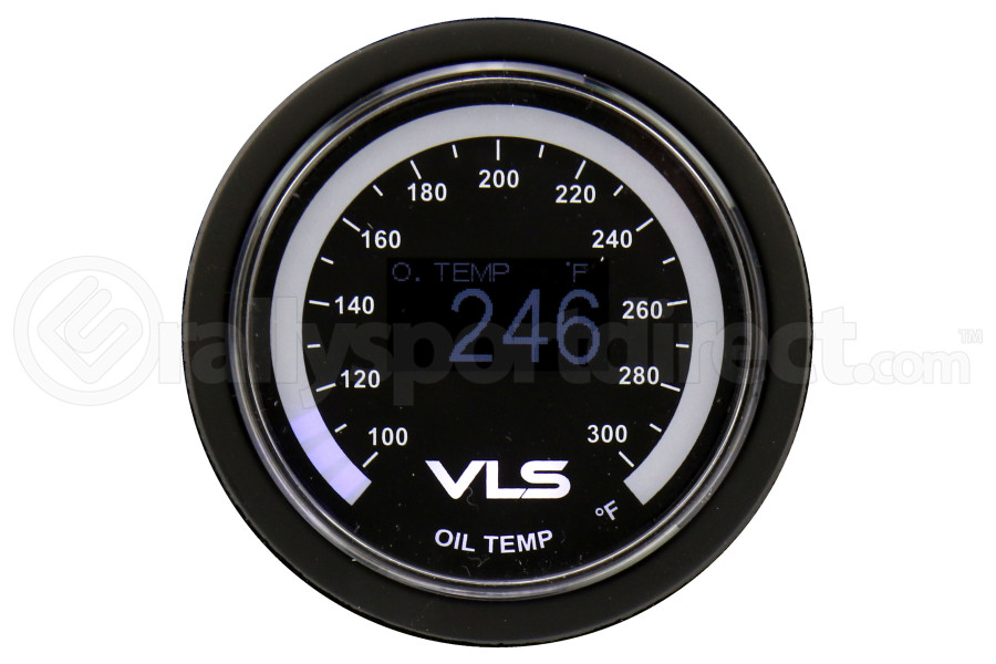 REVEL VLS Oil Temp Gauge 52mm (Part Number:1TR1AA003R)